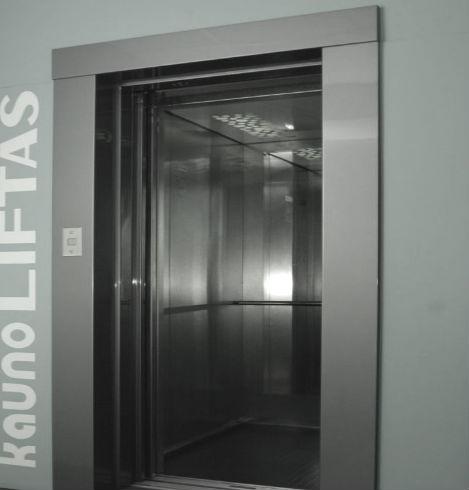 Kauno liftas 400-1000 kg keleivinis liftas