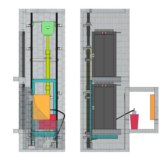 Lift Service hidrauliniai liftai