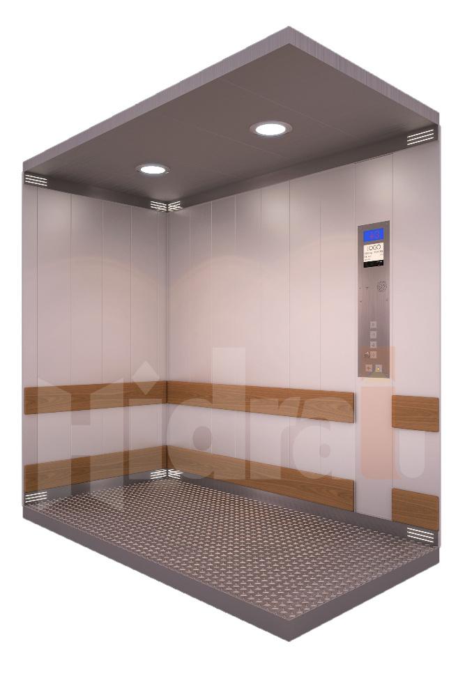 Hidral UH/AH keleiviniai ir keleiviniai – krovininiai liftai