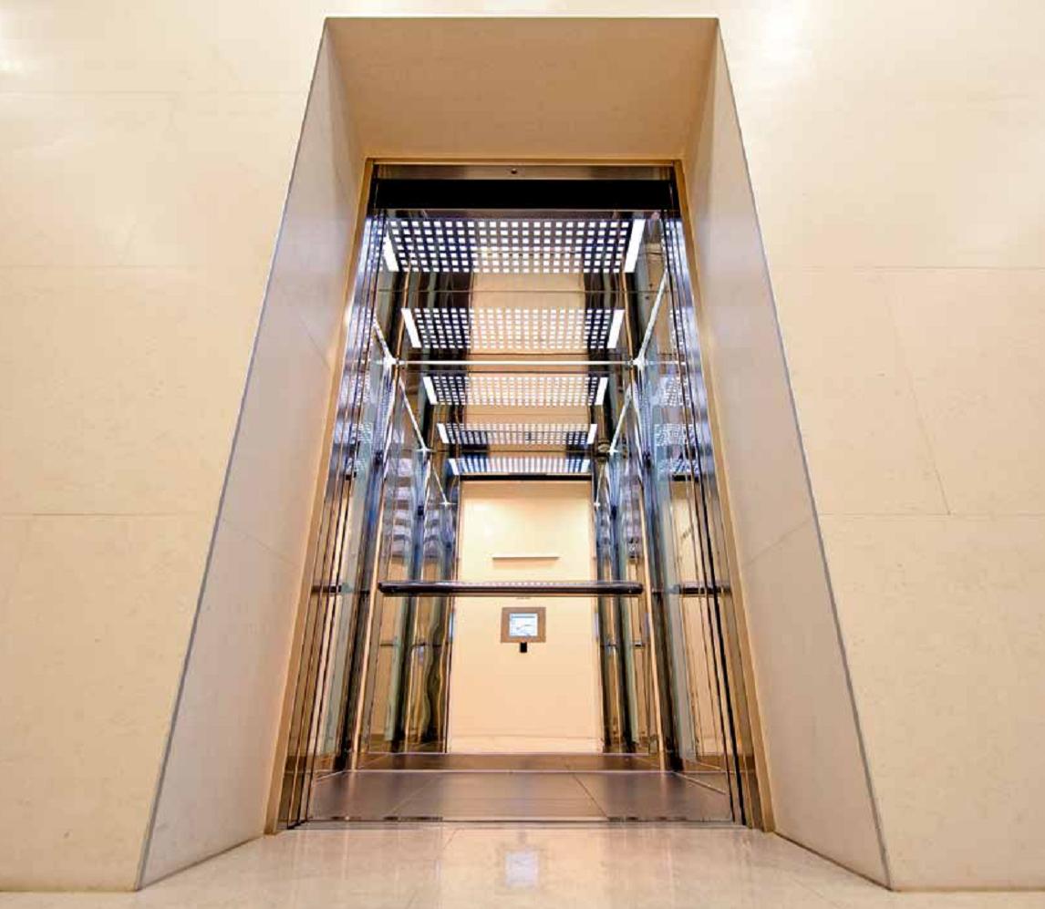 Kleemann Atlas Gigas keleivinis / keleivinis-krovininis liftas